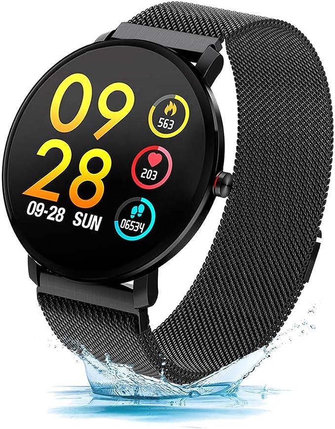 Duang Reloj Inteligente, Ritmo Cardíaco con Monitor de Actividad ...