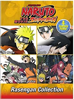 Amazon Com Naruto Movies Triple Feature Various Various Movies Tv
