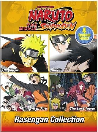 Amazon.com: Naruto Shippuden The Movie Rasengan Collection ...