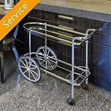 Kitchen Cart Assembly