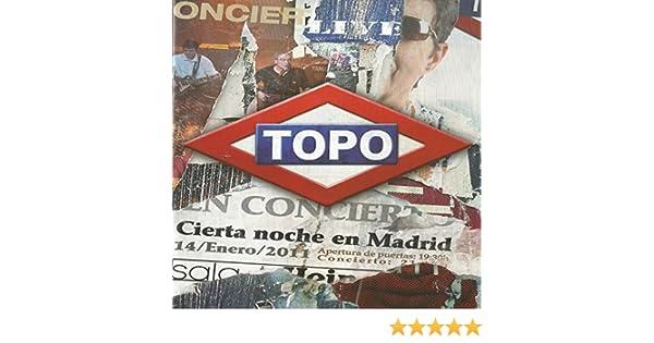 Cierta Noche en Madrid de Topo en Amazon Music - Amazon.es