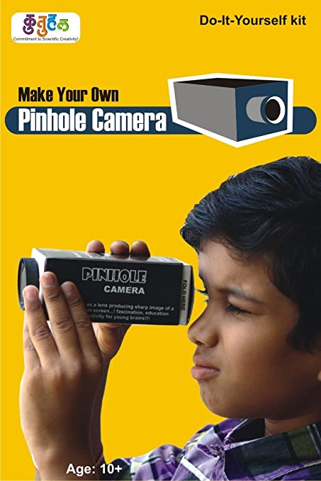Buy kutuhal pinhole camera making kit do it yourself science kutuhal pinhole camera making kit do it yourself science project solutioingenieria Images