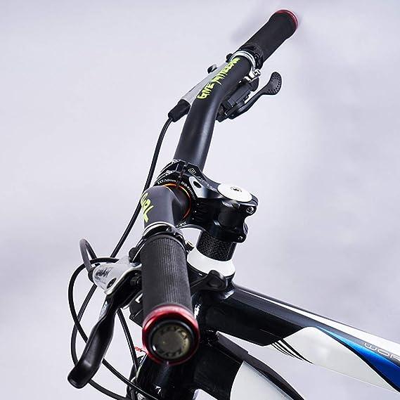 Alloy Mountain Bike Rise Handlebar φ31.8mm 785mm Stem Fixed Gear Handle Bar Stem