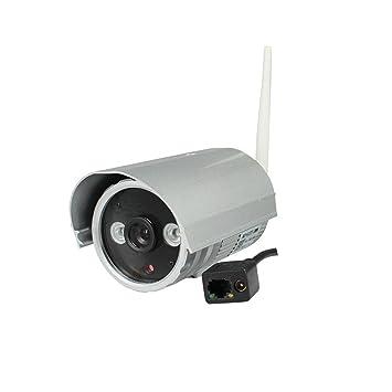 1280 * 720PDual-manera charla Wifi Wlan cámaras de vigilancia del IP, con la