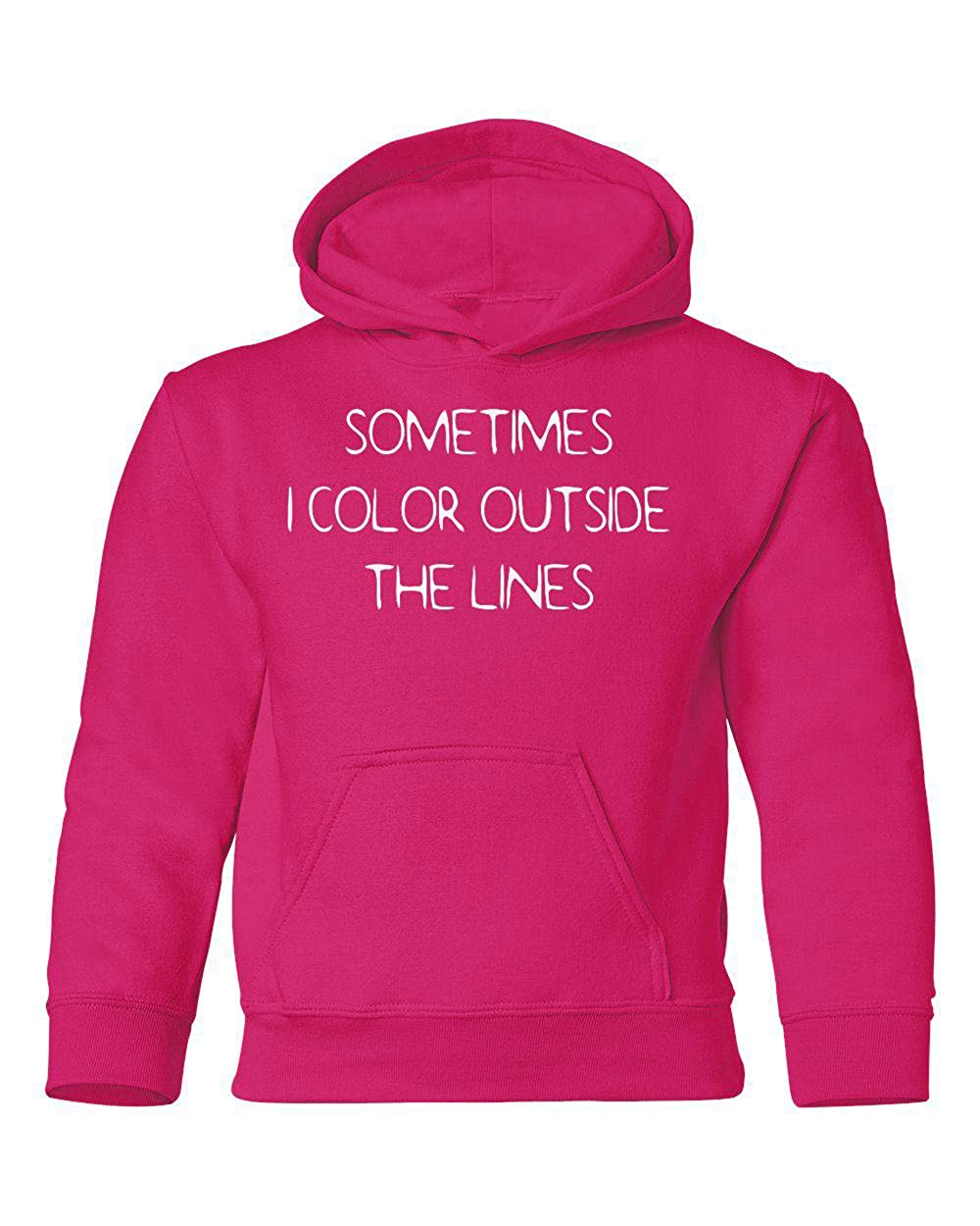 Marky G apparel Boys Color Outside The Lines T-Shirt