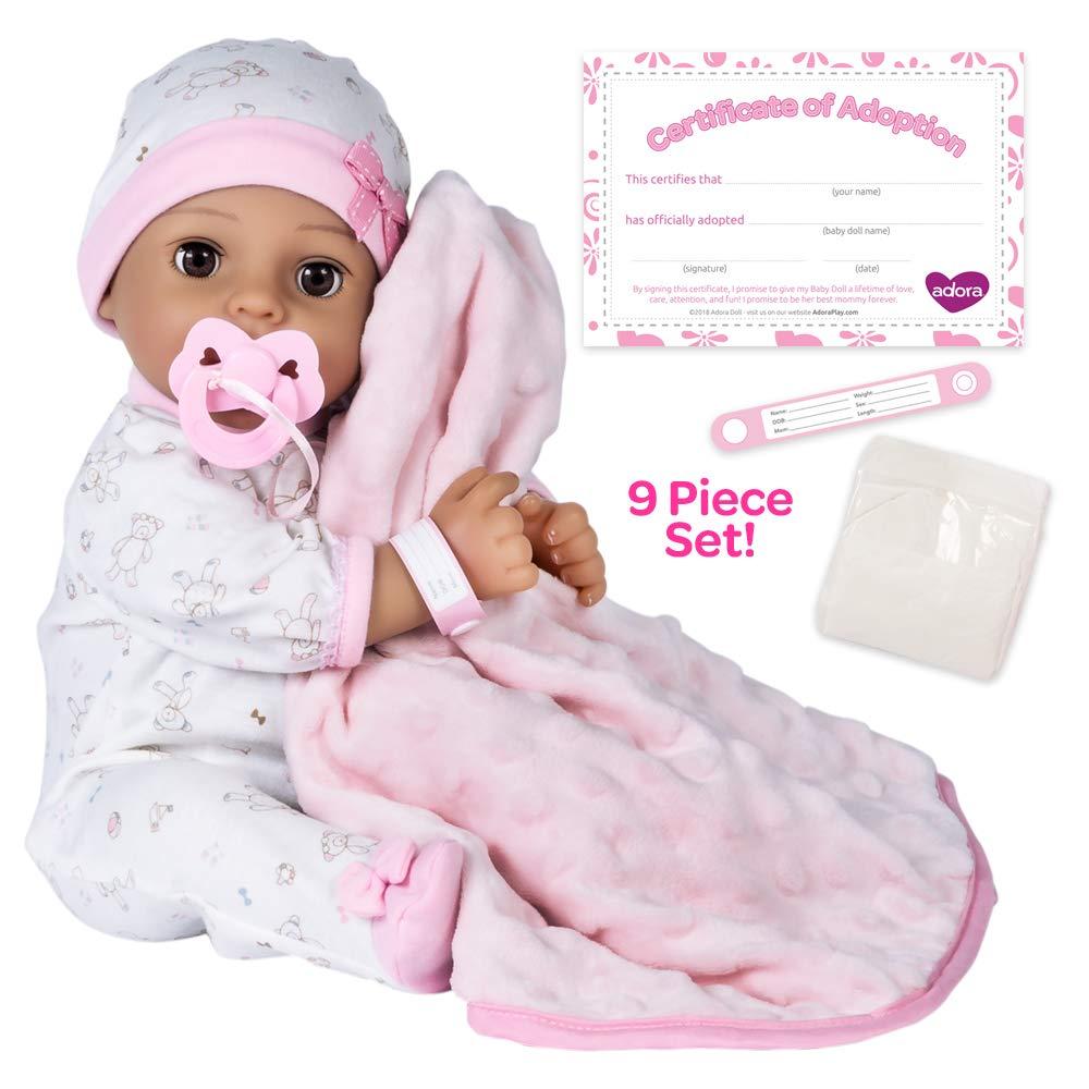 Adora Baby Doll Precious 40 cm Pink / White 2181203