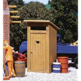Pola 333215 Outhouse G Scale Building Kit