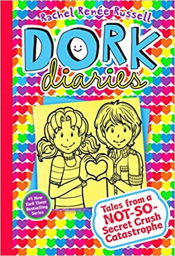Dork Diaries 12 Tales From A Not So Secret Crush Catastrophe Rachel Renee Russell 9781534405608 Books