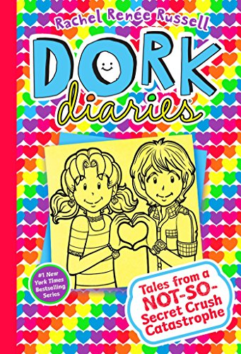 Dork Diaries 12: Tales from a Not-So-Secret Crush Catastrophe for sale  Delivered anywhere in USA