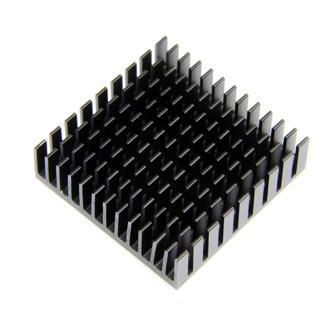 Yevison Radiator Aluminum Heatsink Extruded Profile Heat Dissipation For Electronic Z09 Drop ship High Quality by Yevison
