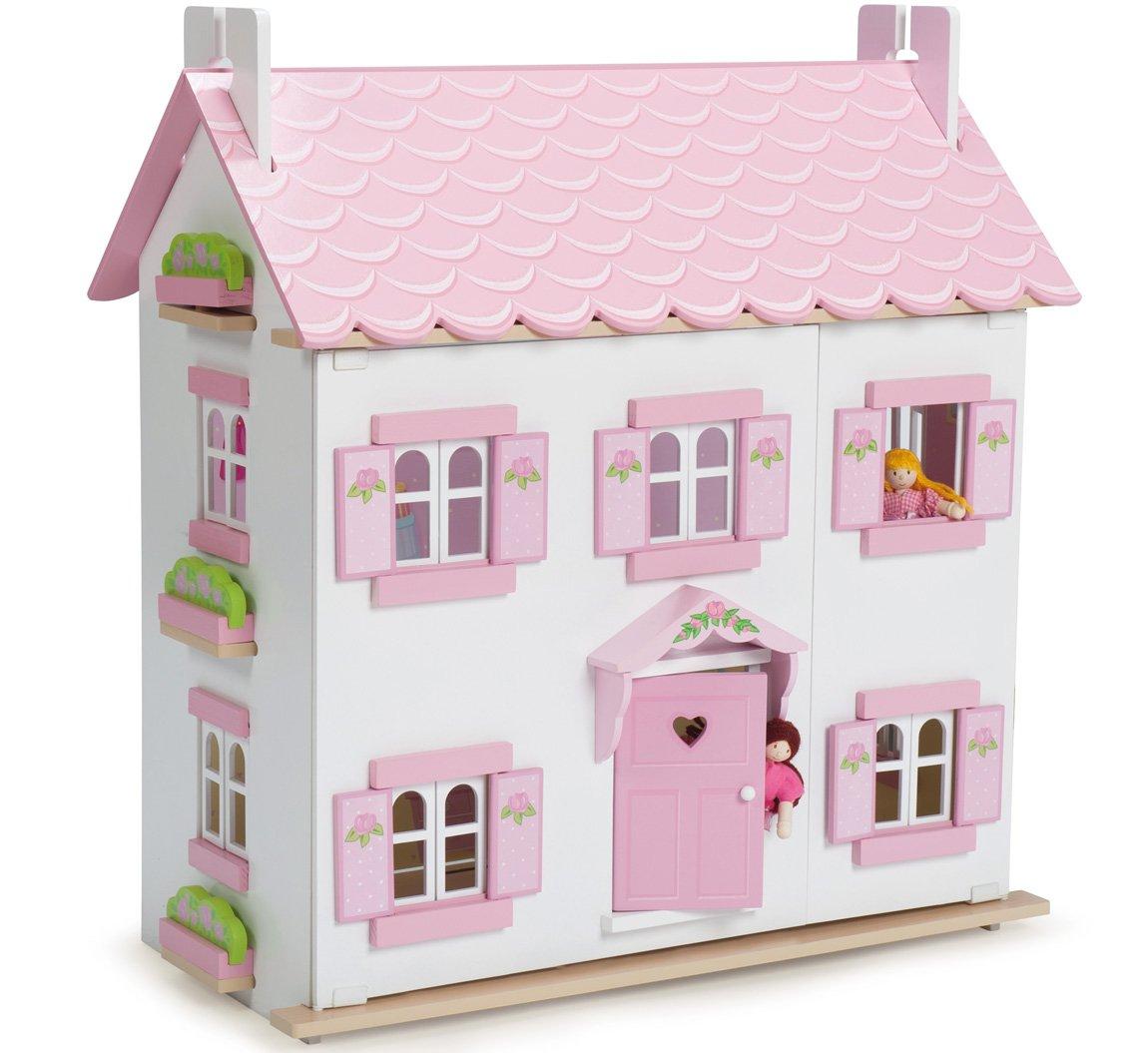 Le Toy Van Sophie's House Wooden Dolls House