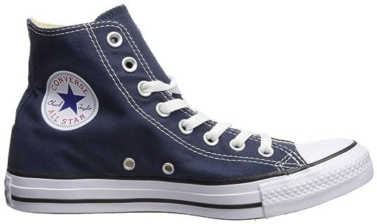 Amazon.com | Converse Womens Chuck Taylor All Star Hi Top Navy M9622 | Fashion Sneakers