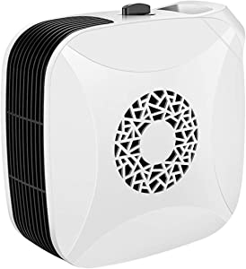 Portable Heater, (700W) Small Heater, Home Office Mini Desktop Heater, with Overheat Protection Indoor/home/office/bedroom Portable Low-noise Heater