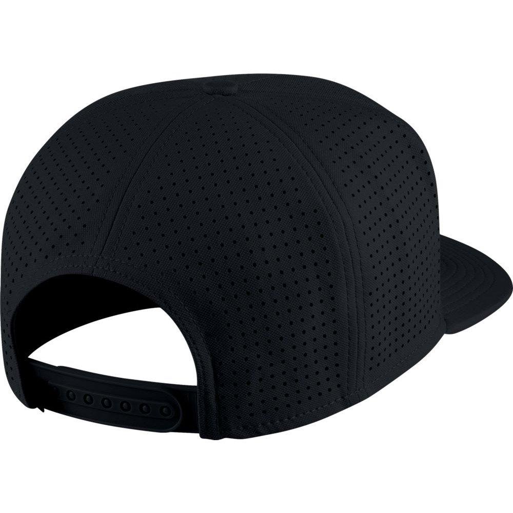 NIKE Mens Jordan Jumpman Perf Snapback Hat Black 835339-010  Amazon.ca   Sports   Outdoors a67f5addee88