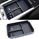 2013 ford raptor accessories - Autou Black Center Console Armrest Storage Box Organizer Tray for Ford Raptor 2013 2014 Accessories
