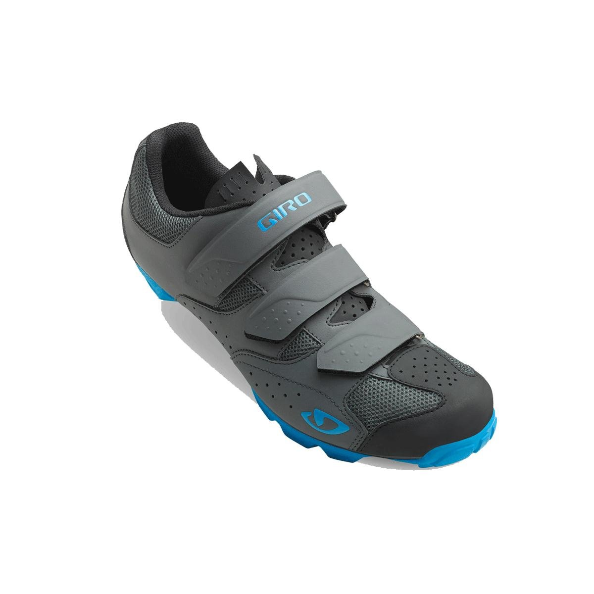 Giro Carbide R II Cycling Shoes – Men 's B075RQS5TR 41 M EU|Dark Shadow/Blue Dark Shadow/Blue 41 M EU