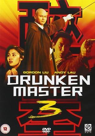 Drunken Master 3 Dvd Amazoncouk Andy Lau Michelle Reis