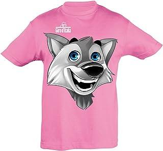 Giro Italia Mascotte, T-Shirt Unisex Bambini