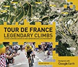 Tour de France Legendary Climbs: 20 Hors Categorie Ascents in High-Definition Satellite Photography