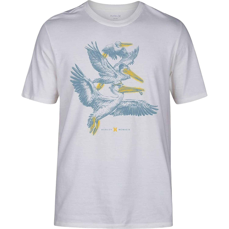 Amazon Hurley Pelican Pod T Shirt Men s Clothing