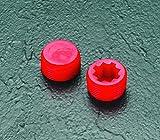 Caplugs 99394680 Plastic Threaded Plug for Pipe