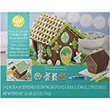 easter decorating ideas Wilton Ready-to-Decorate Bunny Hutch Chocolate Cookie Kit 2104-3001