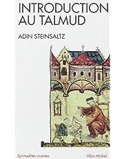 Introduction au Talmud (Spiritualités vivantes)
