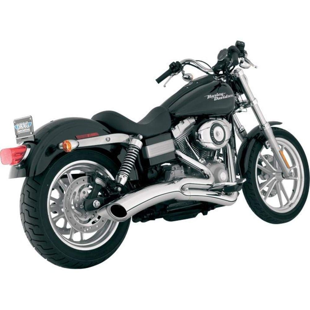Vance and Hines Big Radius 2:1 Full System Exhaust for Harley Davidson 2006-11 - One Size
