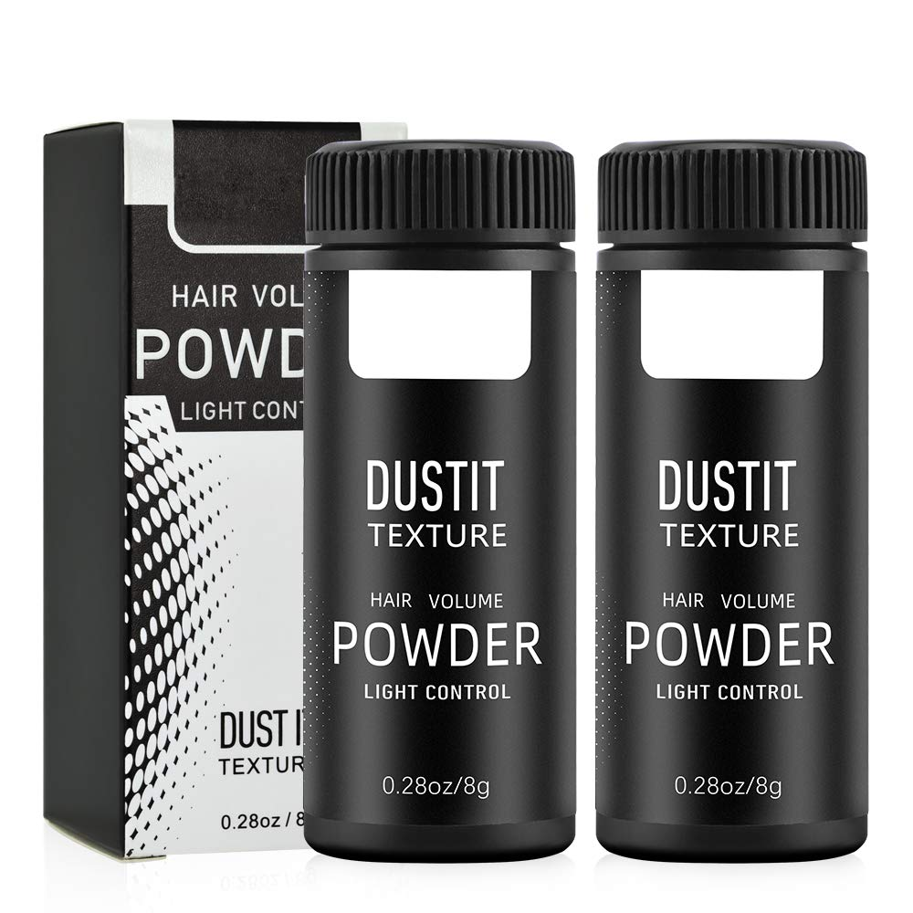 Ownest 2 Packs Volume Up Hair Styling Powder, Hair Volumizing Powder, Matte Hair Powder, Fluffy Hair, 24 Hour Volume & Softness,No Mess, Matting, or Clumping by Ownest.