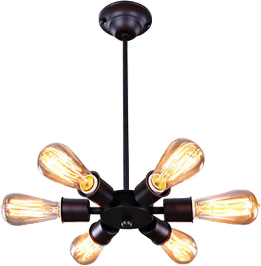 H A Industrial Light Decorative Chandelier Pendant Lighting Fixture Vintage Ceiling Light Type1