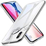 Tersely iPhone Xs Max Case Cover, Protective Soft Ultra Slim PC Anti-Scratch Reinforced Corner Protection Thin Cover Shockproof Bumper TPU Crystal Clear Case for Apple iPhone Xs Max (6.5 inch)