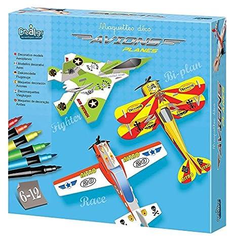 /CL118/ Crea lign/ /Pack 3/Modelle/ /Deco Flugzeuge