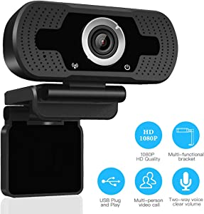 LARMTEK 1080P Full HD Webcam Giveaway