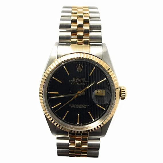 Rolex Datejust swiss-automatic Mens Reloj 16013 (Certificado) de segunda mano