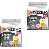 Tassimo Chai Latte, Pack of 2, (16 Servings in total)