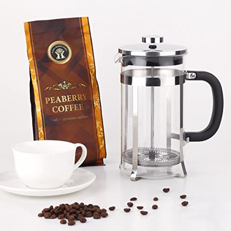 Amazon.com: Classic French Press Cafetera Café & Té maker ...