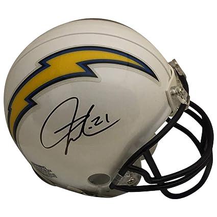 more photos d63b5 c3e3c LaDainian Tomlinson Autographed San Diego Chargers Signed ...