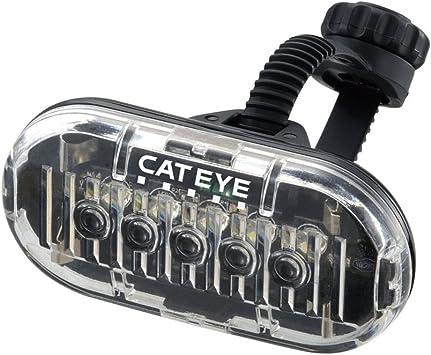 Cateye Omni 3 TL-LD135 3 LED luz Trasera – Negro, Unisex, Omni 5 HL-LD155 5 W, Negro: CatEye: Amazon.es: Deportes y aire libre
