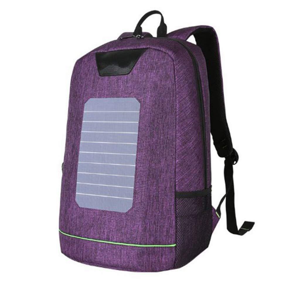 LIJUNJIE Männer Rucksack 10 Watt Solarbetriebene Rucksack USB Lade Lade Lade Diebstahl Laptop Rucksack Für Frauen Laptop Bagpack Wasserdichte Taschen B07G74W71Q Schultertaschen Billig f9d556
