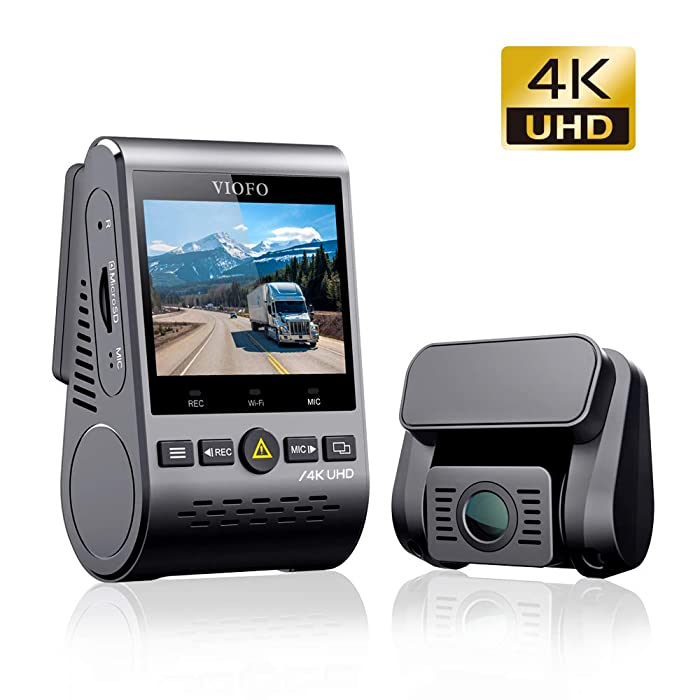 The Best Dash Cam Black 490