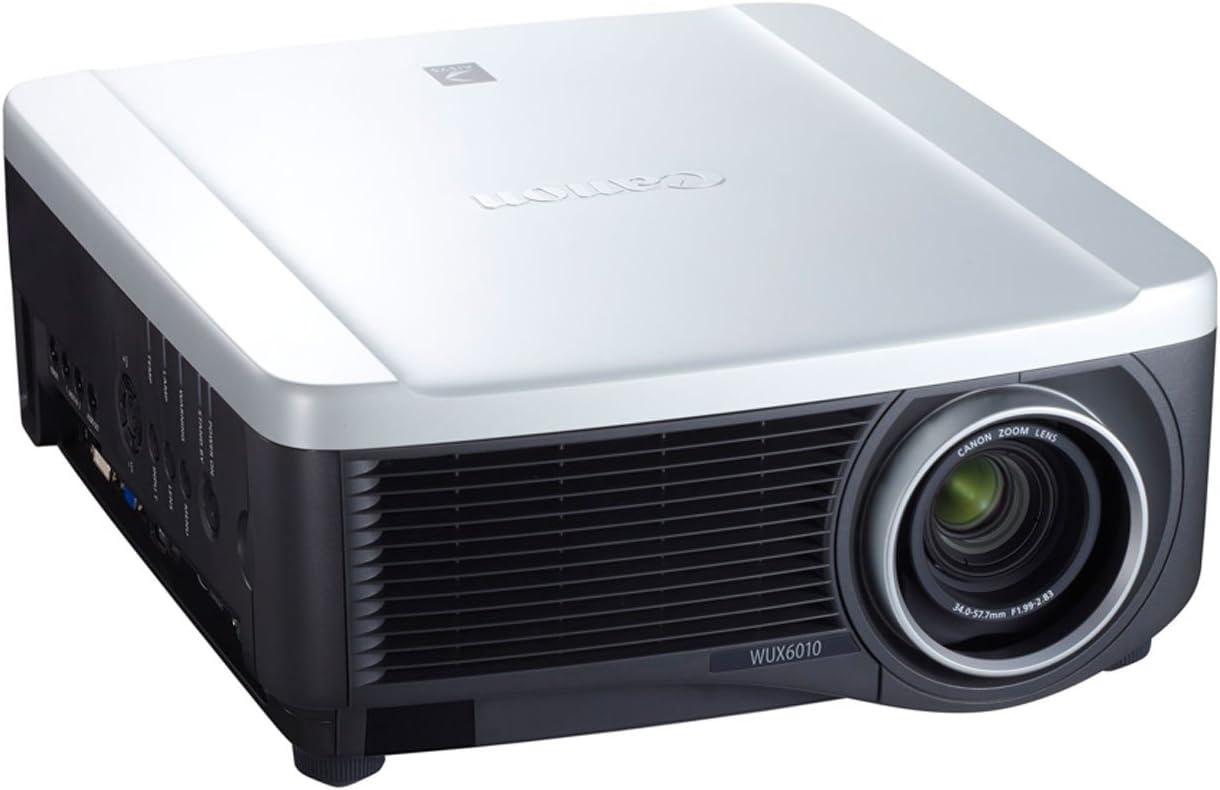 Canon XEED WUX6010 Video - Proyector (6000 lúmenes ANSI, LCOS ...