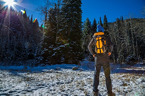 Teton Sports Summit 1500 Ultralight Backpack; Lightweight Daypack; Durable Hiking Backpack for Camping, Hunting, and Travel; Just the Right Size for a Quick Getaway; Don't Settle for the Basics by Teton Sports (Image #10)