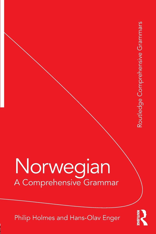 Norwegian  A Comprehensive Grammar  Routledge Comprehensive Grammars