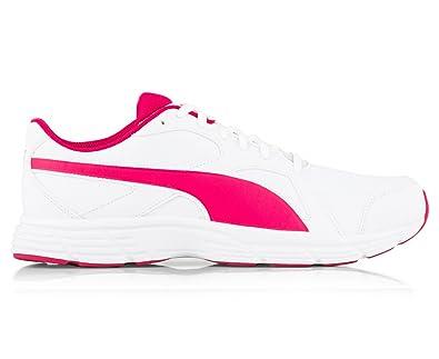 PUMA Axis Women s v4 SL Shoe White Rose Red  Amazon.com.au  Fashion 94c61c65b