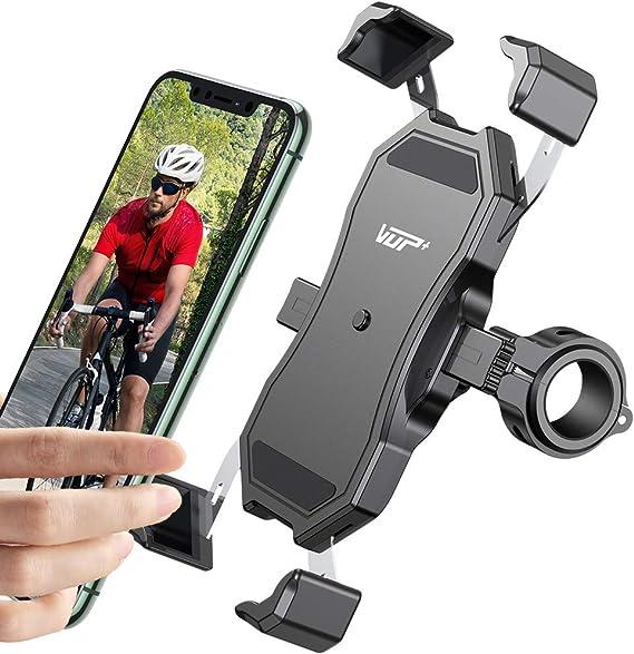 Vup Handyhalterung Fahrrad 360 Verstellbare Fahrrad Elektronik