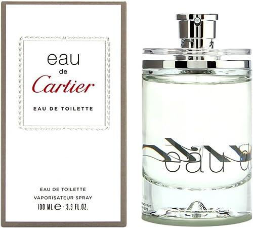 Cartier Eau De Cartier Eau de Toilette Vaporizador 100 ml