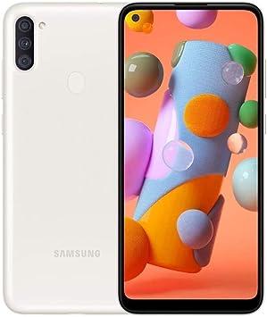 هاتف سامسونج SM-A115FZKDXSG جالكسي A11 الذكي، ثنائي شرائح الاتصال، 32 جيجا، رام 2 جيجا، الجيل الرابع ال تي اي، اصدار الامارات العربية المتحدة - اسود