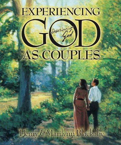 Experiencing God as Couples (Workbook)