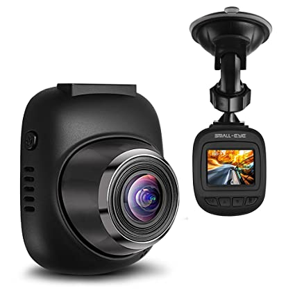 Amazon Com Small Eye Dash Camera Mini Dash Cam For Cars Full Hd