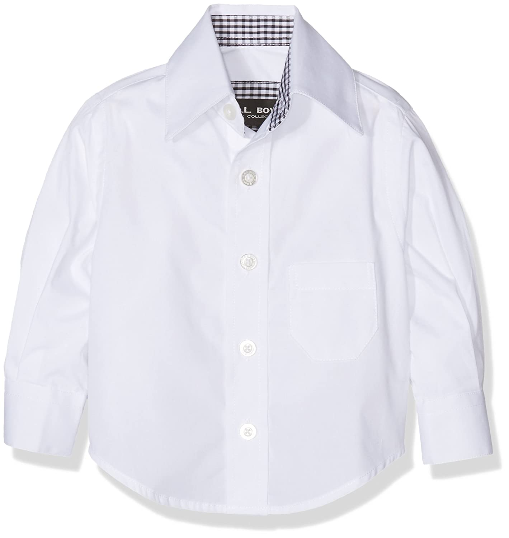 Gol Baby-Jungen Hemd mit Kentkragen, Regularfit G.O.L. 5501800